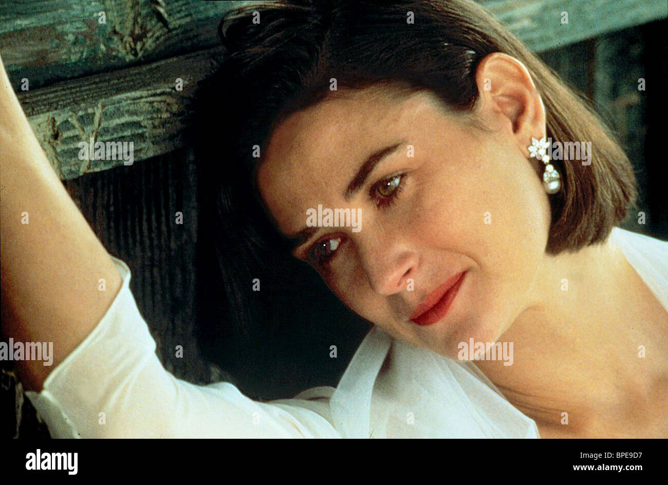 Demi Moore Ein Unmoralisches Angebot 1993 Stockfoto Bild 31047555
