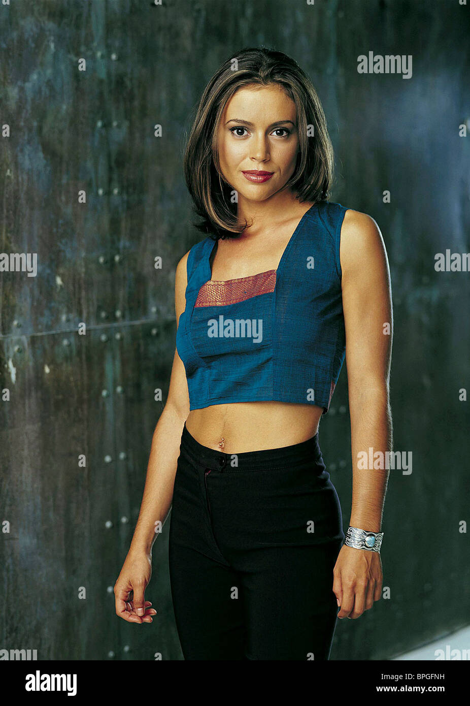 Alyssa Milano Charmed 1998 Stockfoto Bild 31096397 Alamy