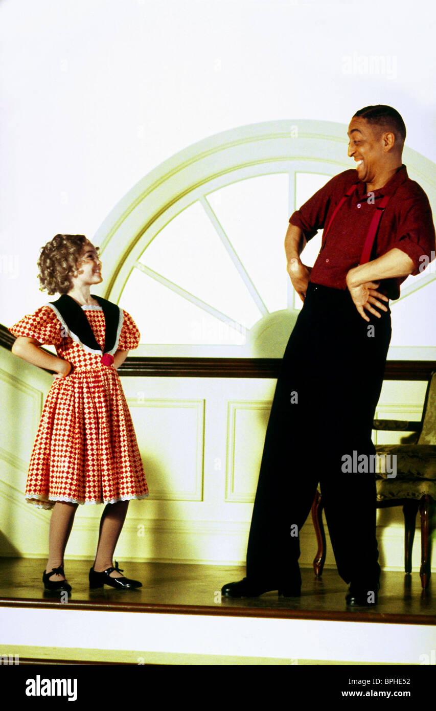 LEA MARIE GOLDE & GREGORY HINES BOJANGLES (2001) Stockbild