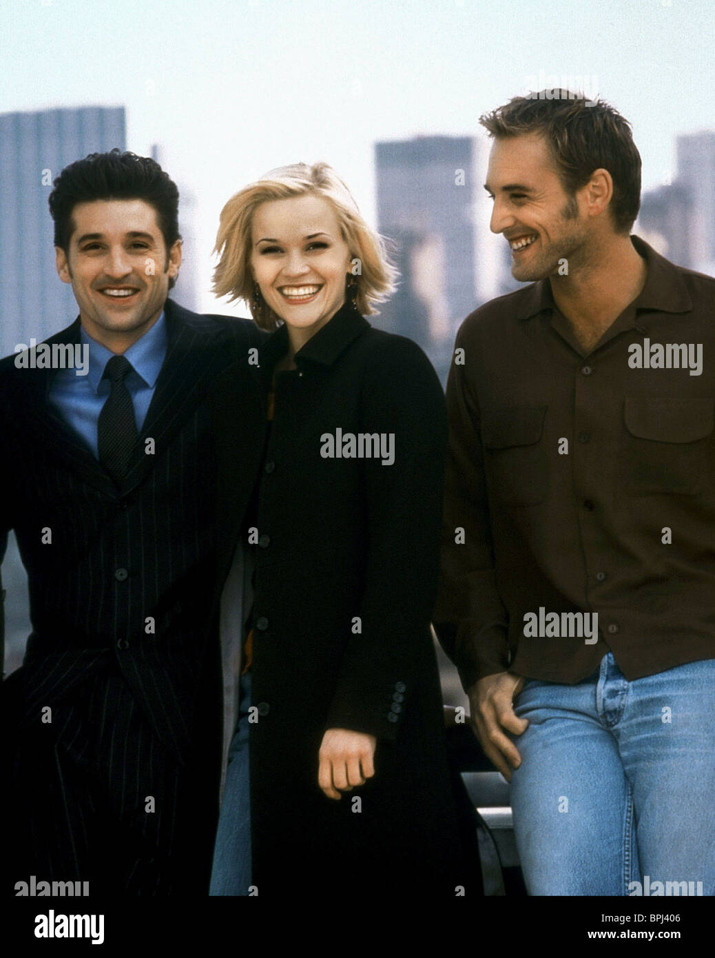 Patrick Dempsey Reese Witherspoon Josh Lucas Sweet Home Alabama