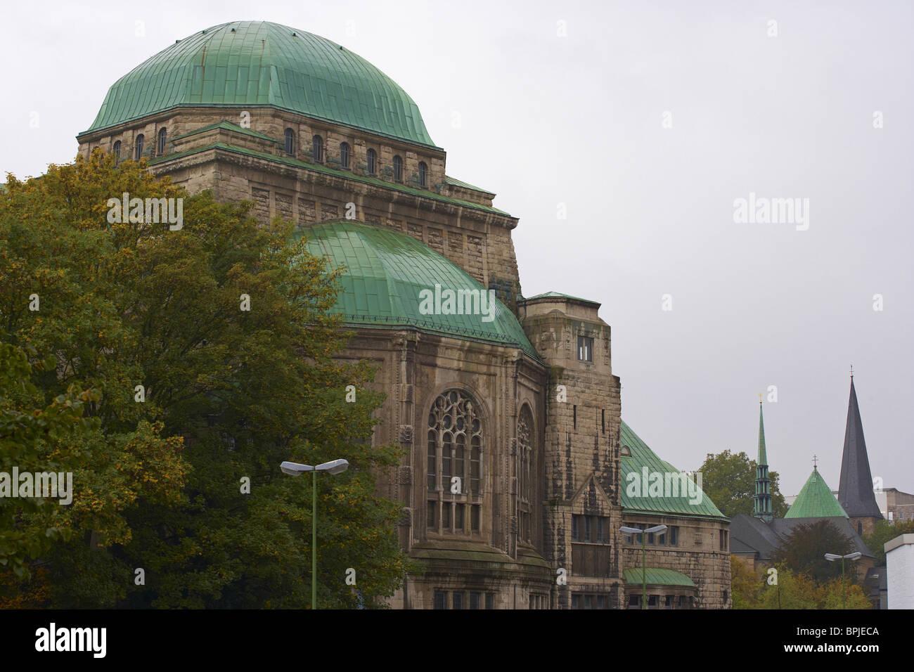 Alte synagoge stockfotos alte synagoge bilder alamy - Architekt essen ...