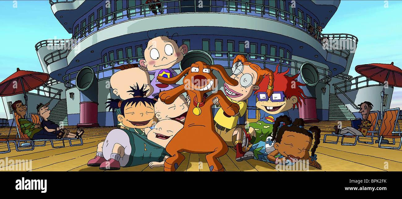 Kimi Dil Spike Eliza Chuckie Susie Rugrats Go Wild 2003