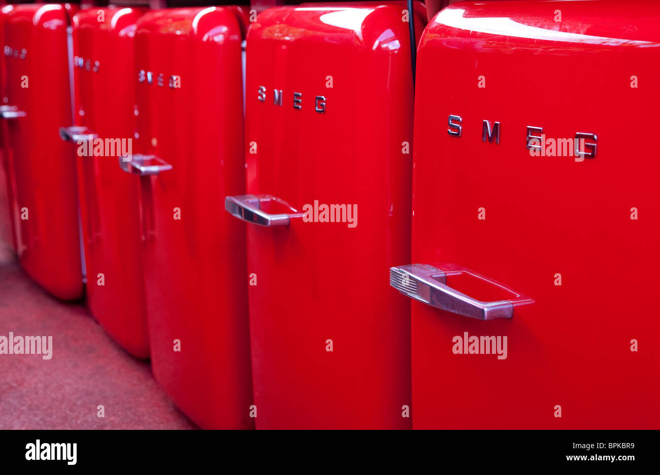 Smeg Stockfotos & Smeg Bilder - Alamy