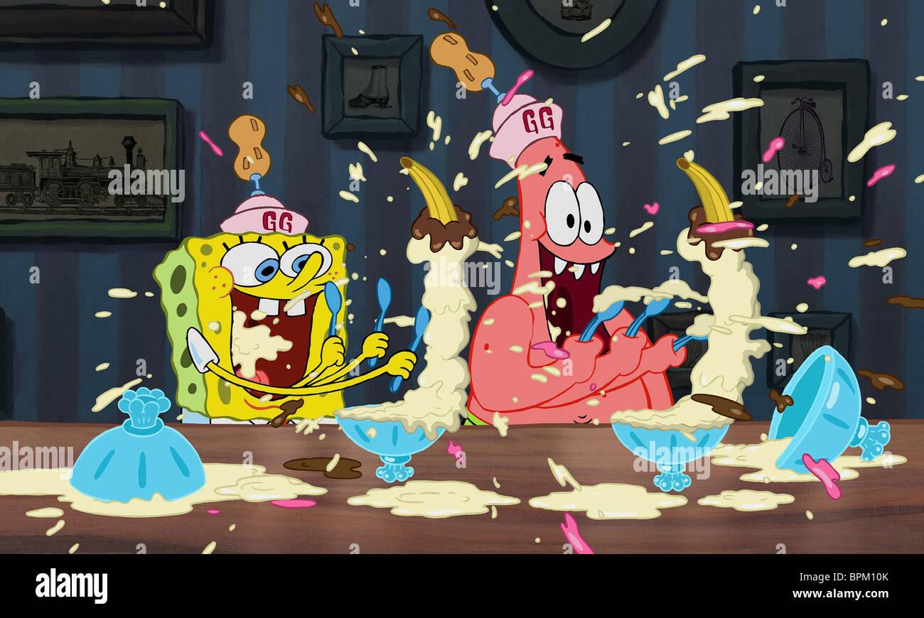 Spongebob und Patrick-Dating