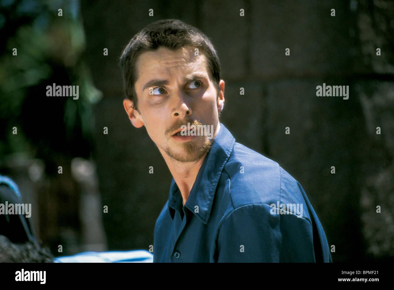 Christian Bale Der Maschinist 2004 Stockfoto Bild 31183657 Alamy