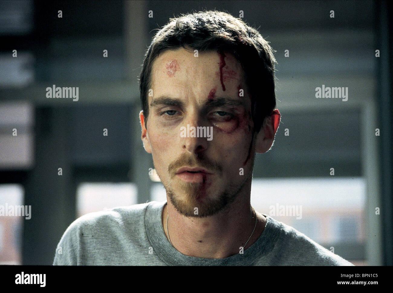 Christian Bale Der Maschinist 2004 Stockfoto Bild 31194917 Alamy