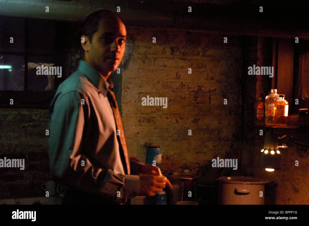 AYAD AKHTAR DEN KRIEG IM INNEREN (2005) Stockbild