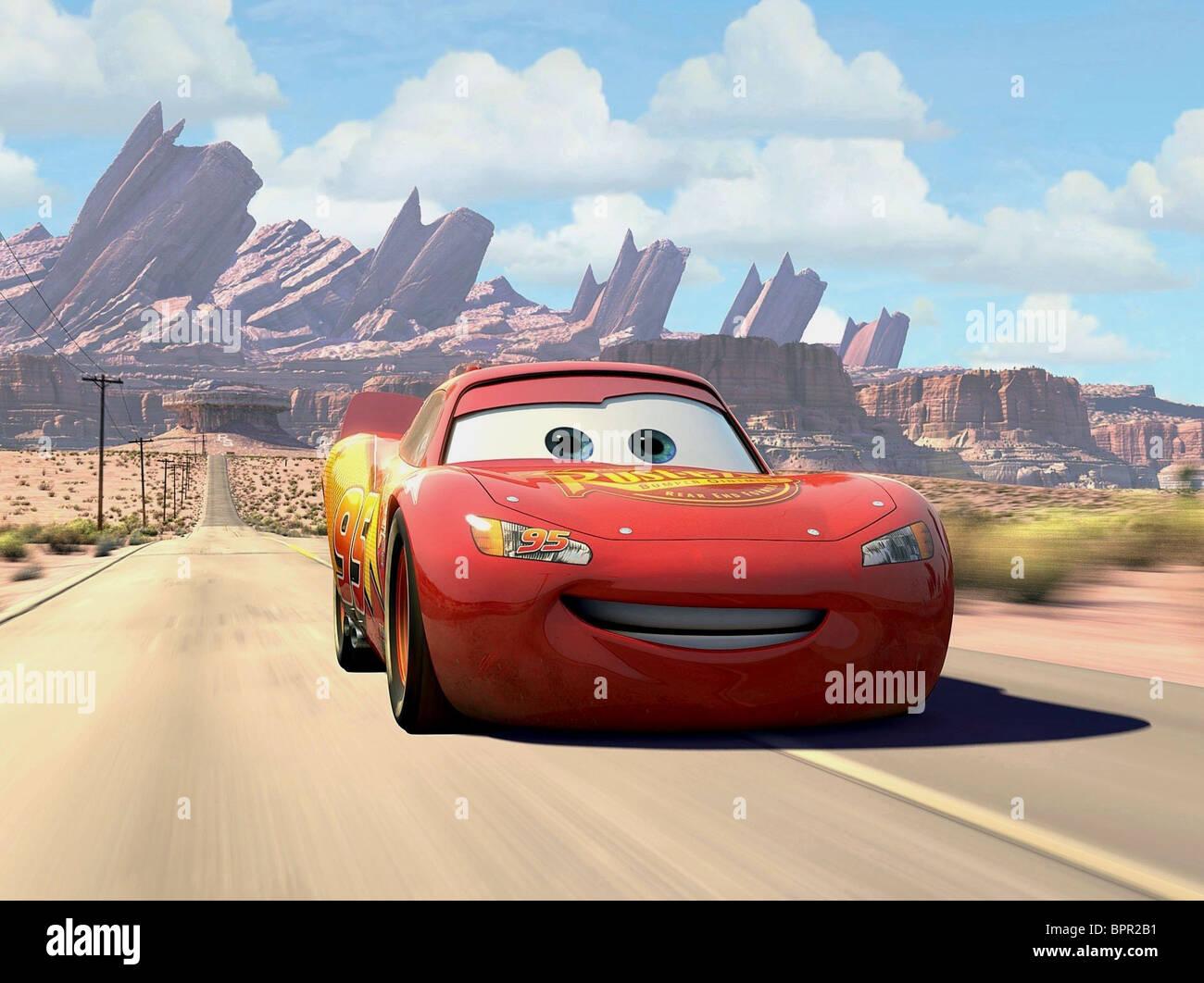 Lightning Mcqueen Cars 2006 Stockfoto Bild 31239573 Alamy