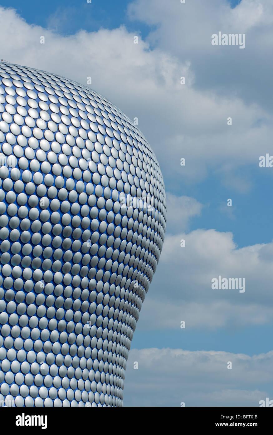 Das Wahrzeichen Selfridges Birmingham England Großbritannien Stockbild