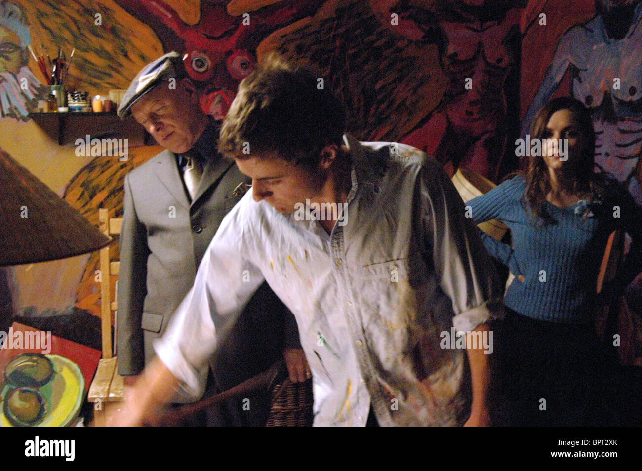 JASON BARRY & PRIMAEXCEL STILLLEBEN; (2007) Stockbild