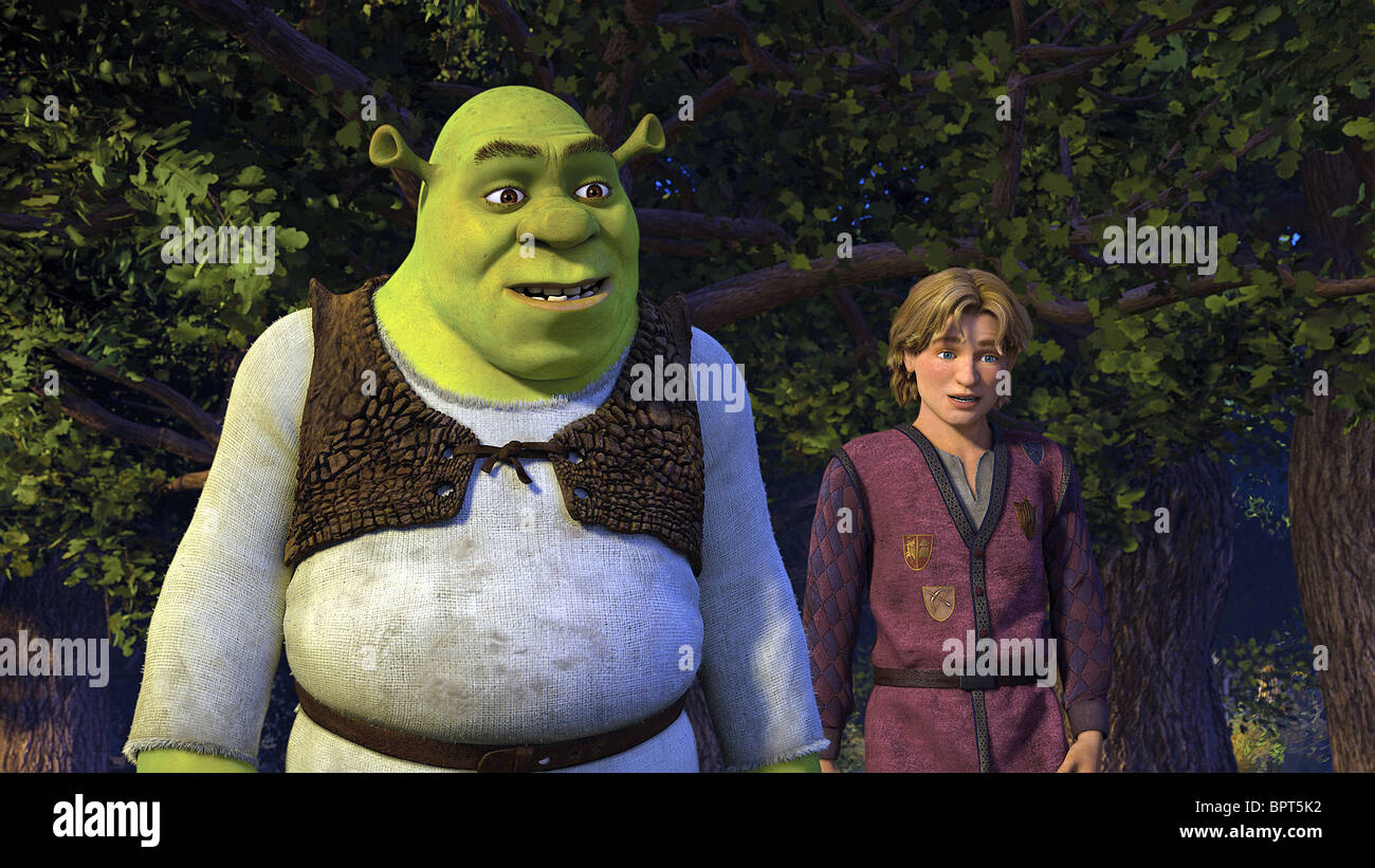 Artie Shrek The Third Stockfotos & Artie Shrek The Third Bilder - Alamy
