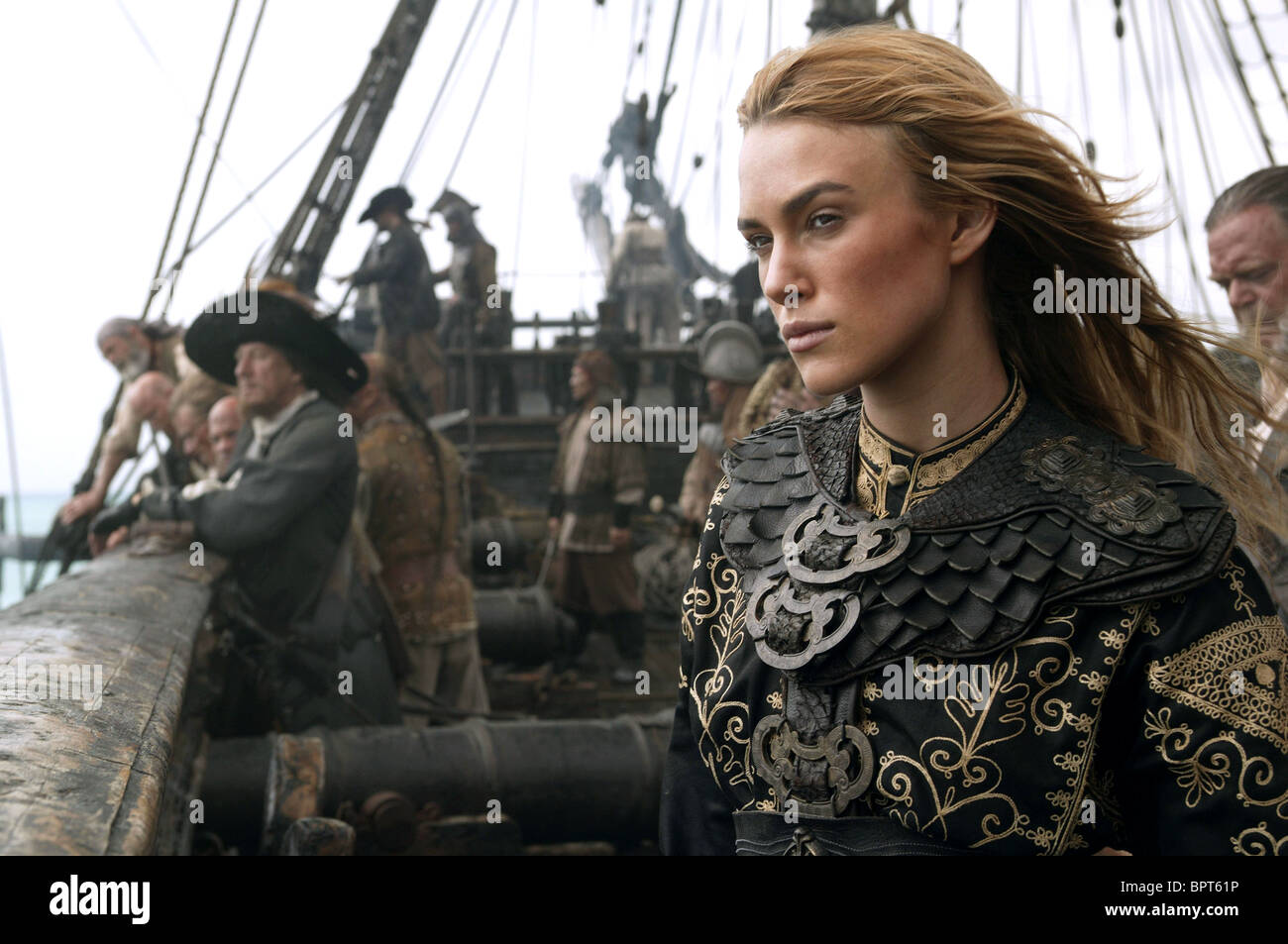 Keira Knightley Pirates Of The Caribbean At Worlds End Fluch Der