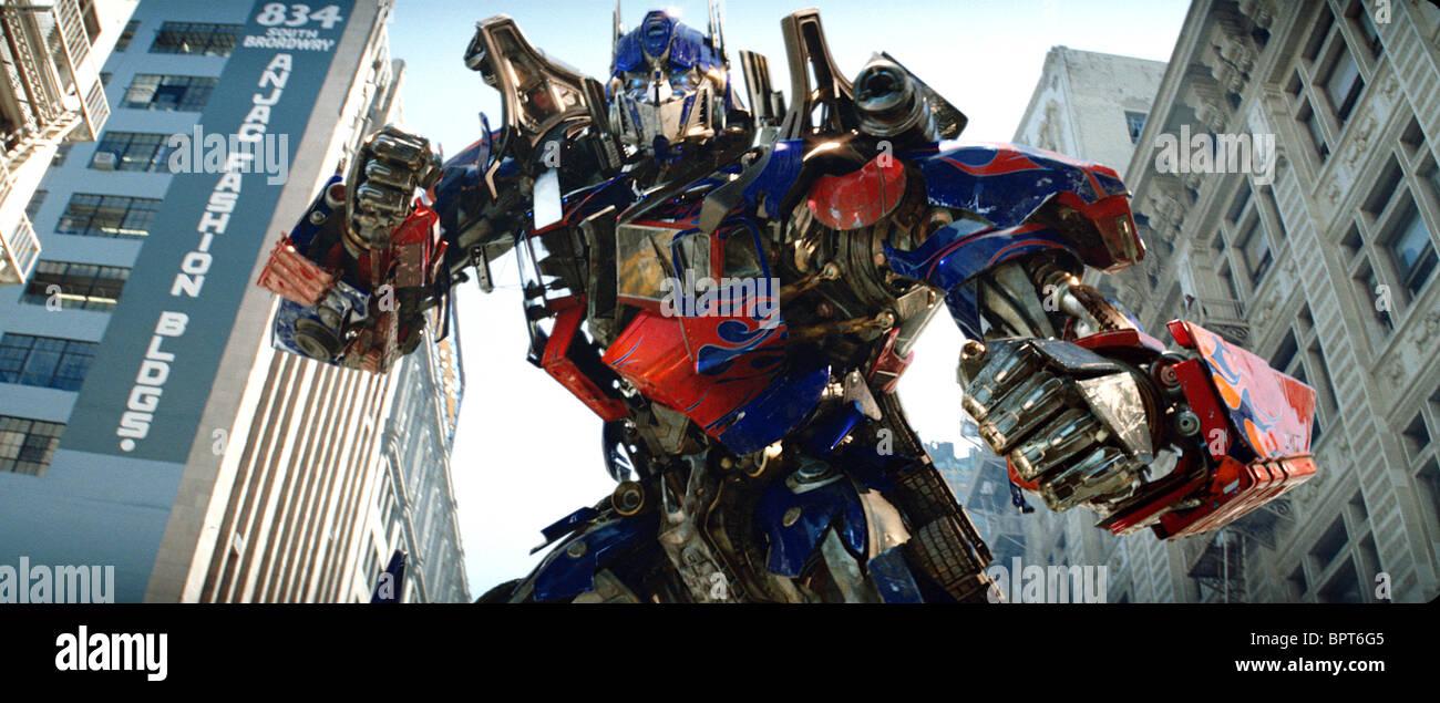 Optimus Prime Transformers Stockfotos Optimus Prime Transformers