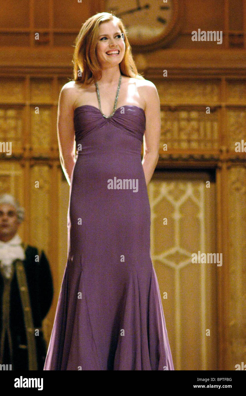AMY ADAMS VERZAUBERT (2007) Stockbild