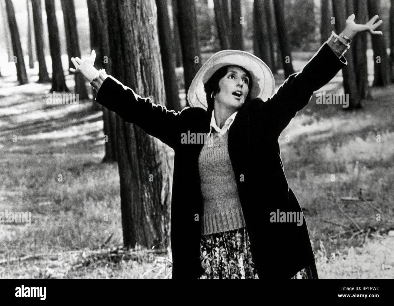 JOAN BAEZ KOMPONIST (1982) Stockbild