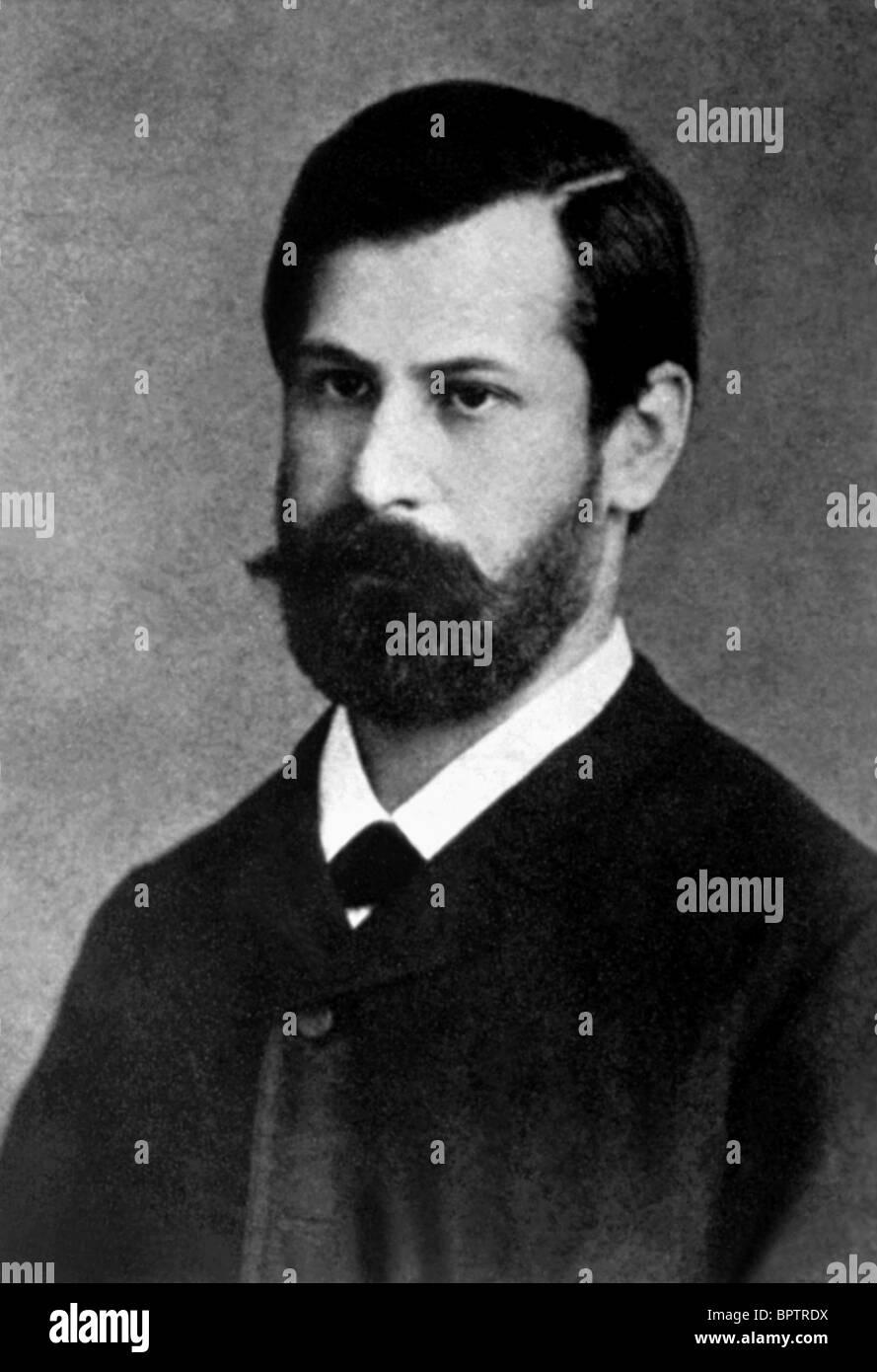bf5d367ed DR. SIGMUND FREUD-BEGRÜNDER DER PSYCHOANALYSE (1885 Stockfoto, Bild ...