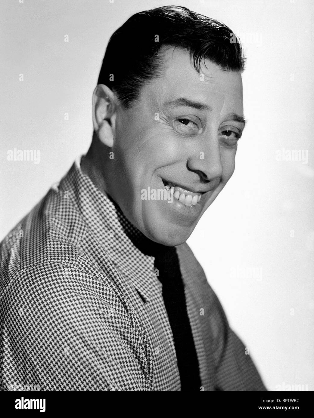 SCHAUSPIELER FERNANDEL (1955) Stockbild