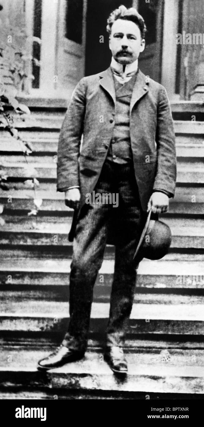 Paul Lincke Komponist 1915 Stockfoto Bild 31280643 Alamy