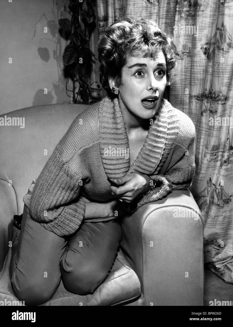 KAY KENDALL SCHAUSPIELERIN (1955) Stockbild