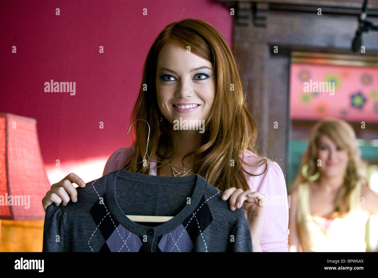 Outstanding Emma Stone House Bunny Ich Weiss Was Jungen Wie 2008 Beutiful Home Inspiration Ommitmahrainfo