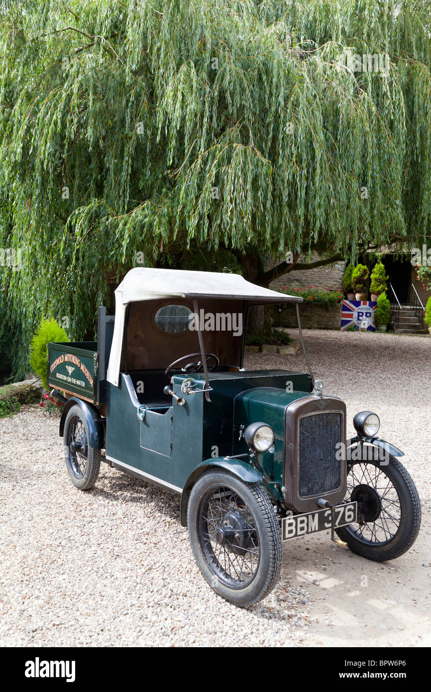 Cotswolds Autofahren Museum, Bourton-on-the-Water Stockbild