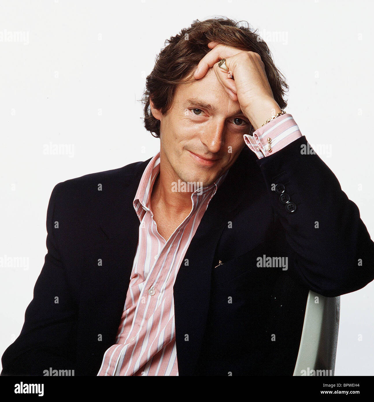 Nigel Havers Schauspieler 1982 Stockfoto Bild 31293056