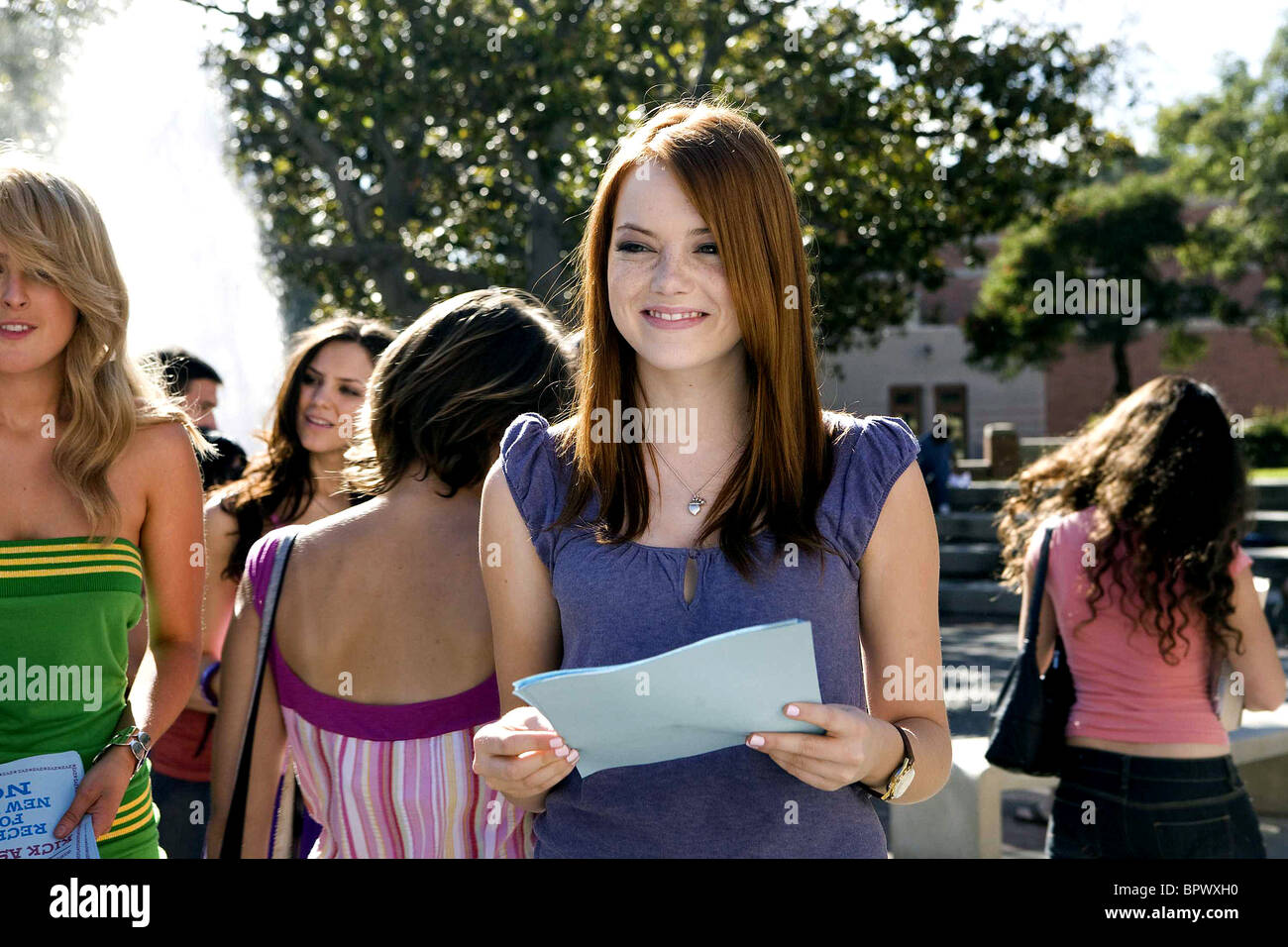 Cool Emma Stone House Bunny Ich Weiss Was Jungen Wie 2008 Beutiful Home Inspiration Ommitmahrainfo