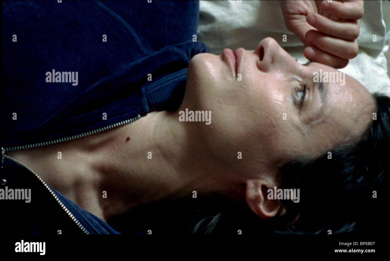 JEANNE BALIBAR IM ALTER VON ELLEN (2008) Stockbild