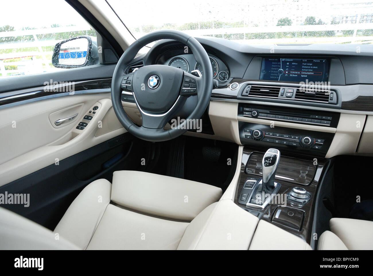 BMW 535i - meine deutsche Premium 2010 - grau metallic - höhere ...