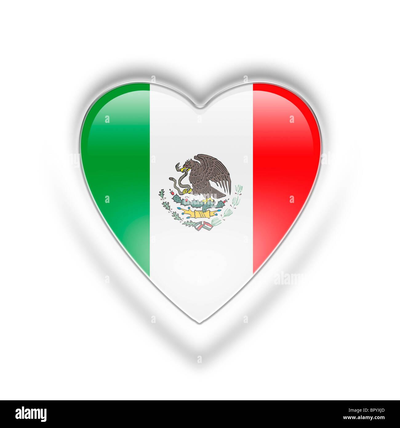 Groß Mexiko Färbende Flagge Fotos - Malvorlagen Von Tieren - ngadi.info