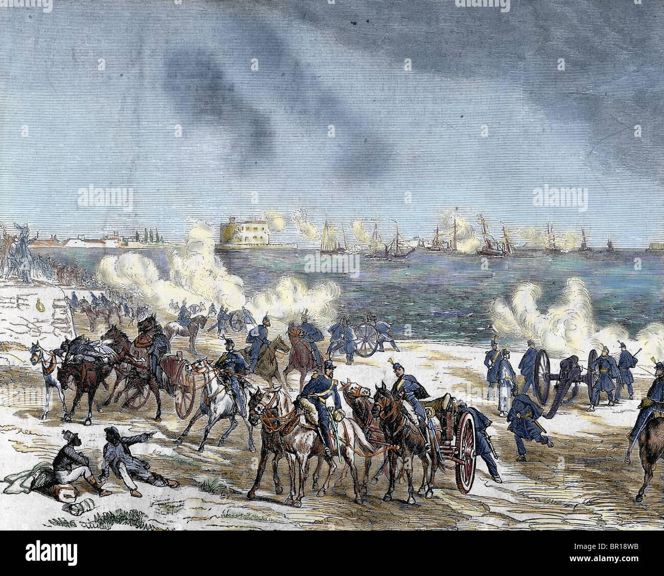 Bürgerkrieg 1861