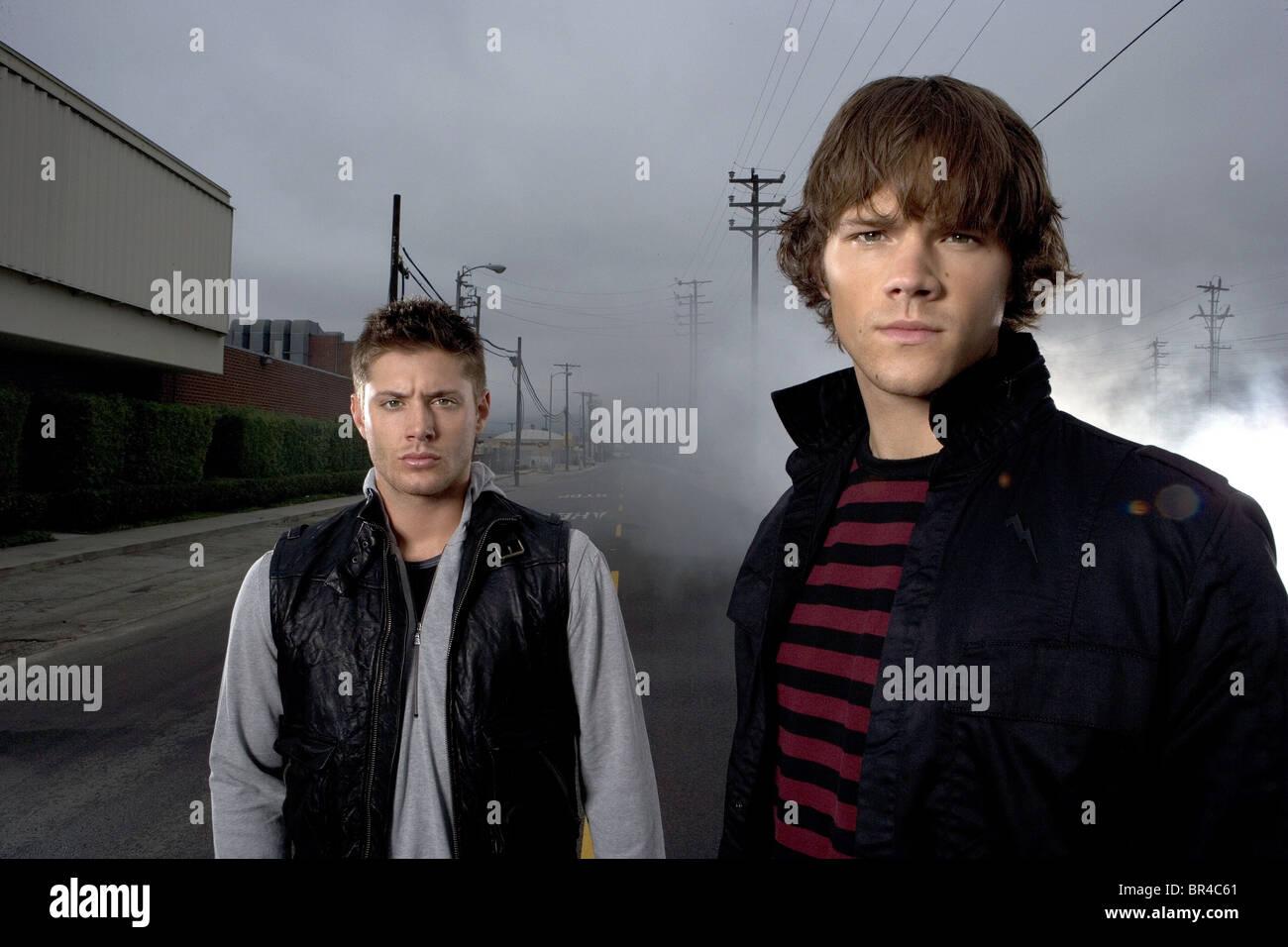 Jensen Ackles Jared Padalecki übernatürlichen Staffel 2 2006