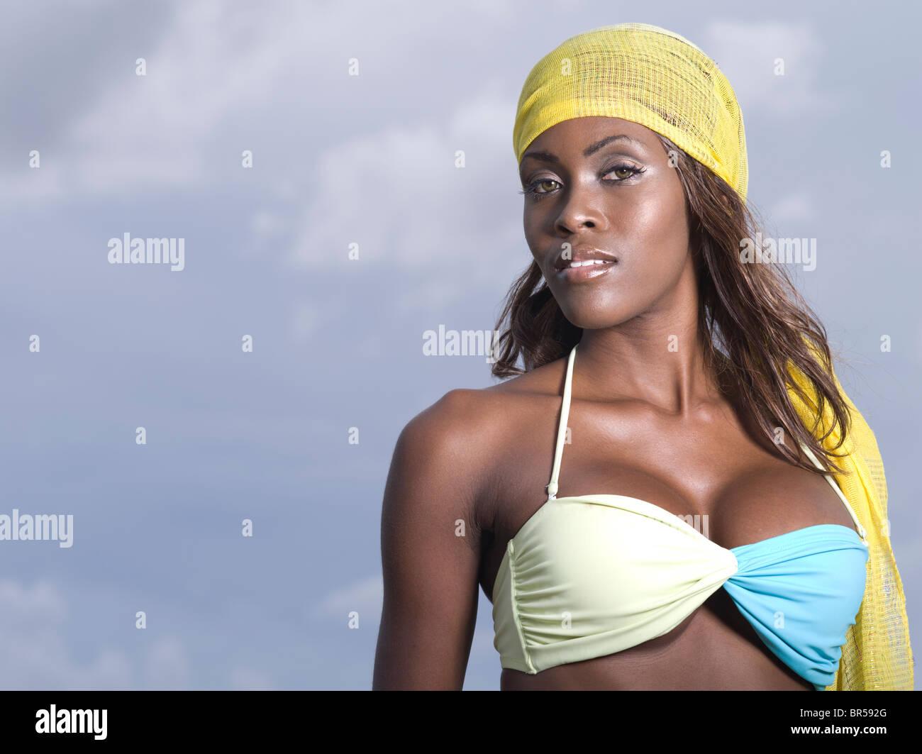 top schöne schwarze Frauen