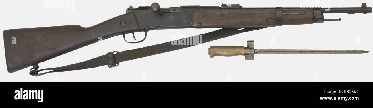 Datierung der Winchester 94 Seriennummer