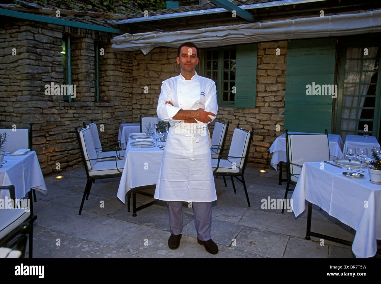 Phillippe Calandri, französischen Küchenchef, Koch, französisches ...
