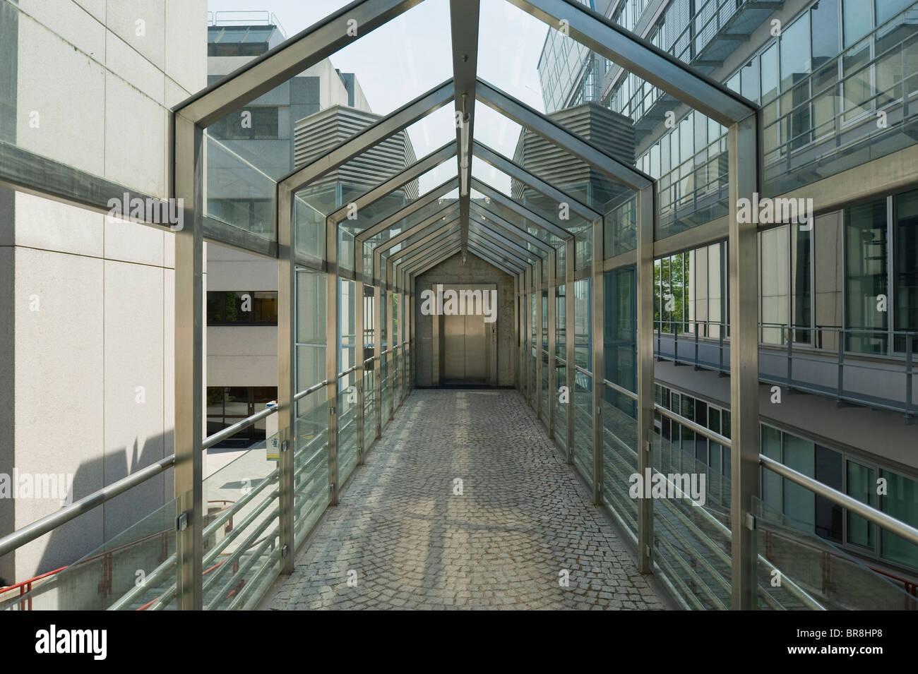 Aufzug - Lift Stockbild