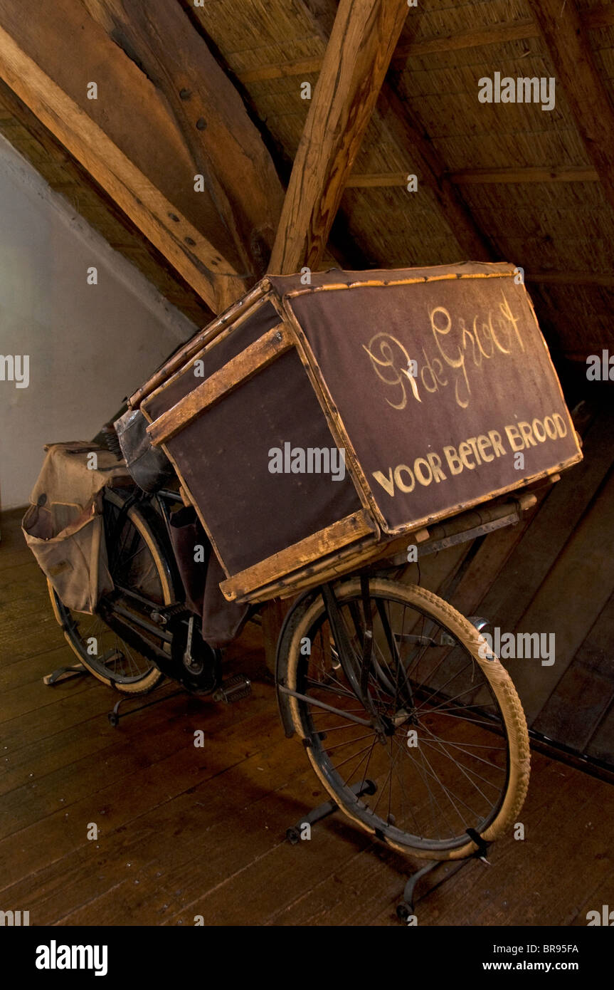 Niederlande Hattum Bäckereimuseum Brot Küche 1900 1940 Bike Fahrrad ...