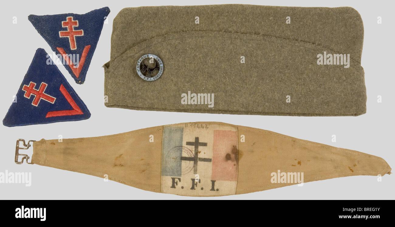Frankreich 20 ème Siècle, Souvenirs d un-Mitglied de la Brigade RAC, 0a5557e88b2