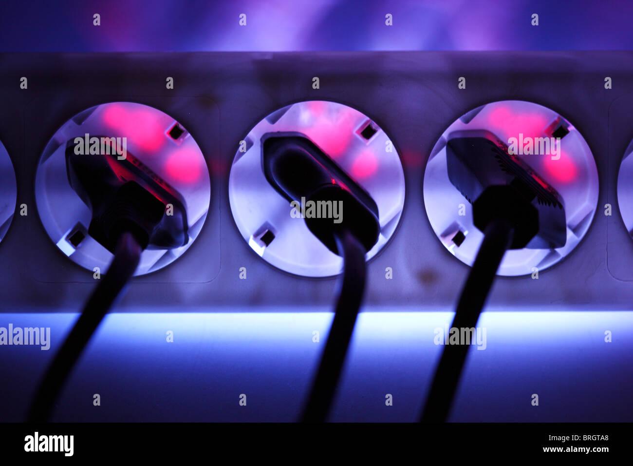 Plugs Stockfotos & Plugs Bilder - Alamy