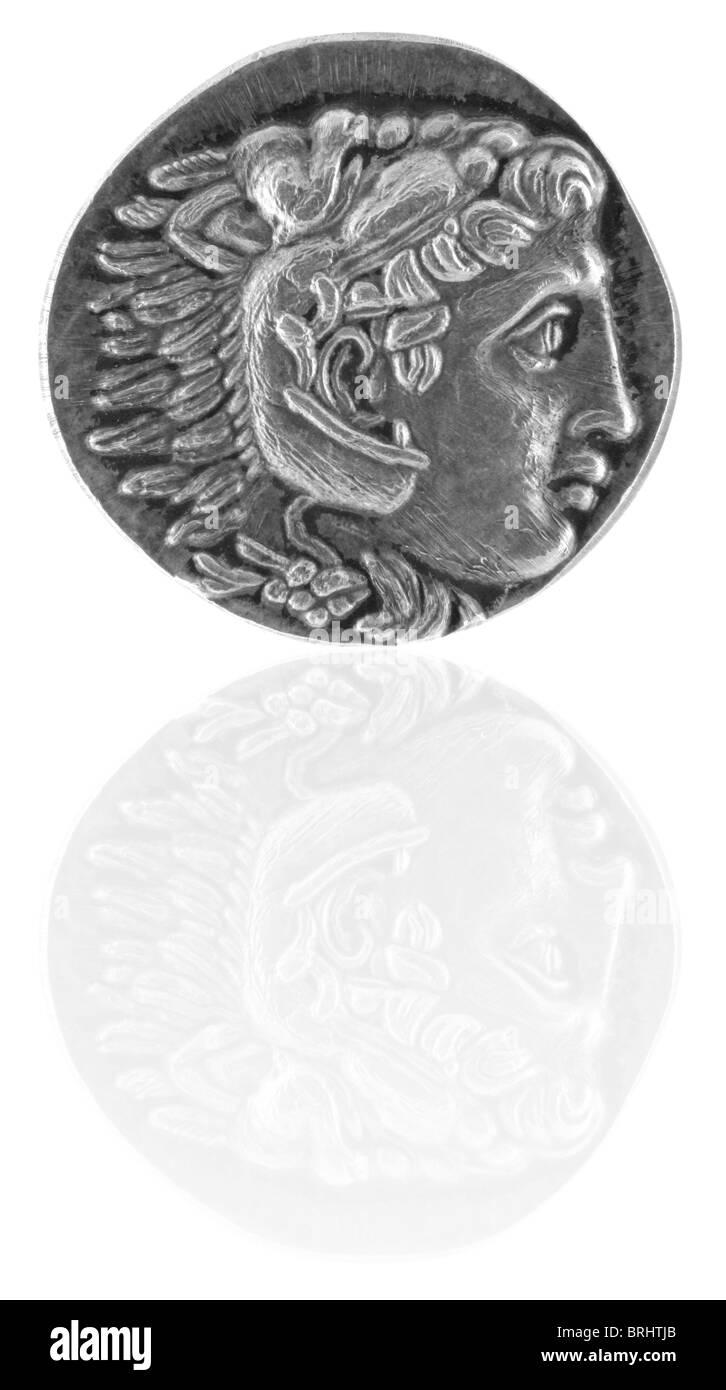 Alexander Der Große Antike Griechische Tetradrachme 315 V Chr