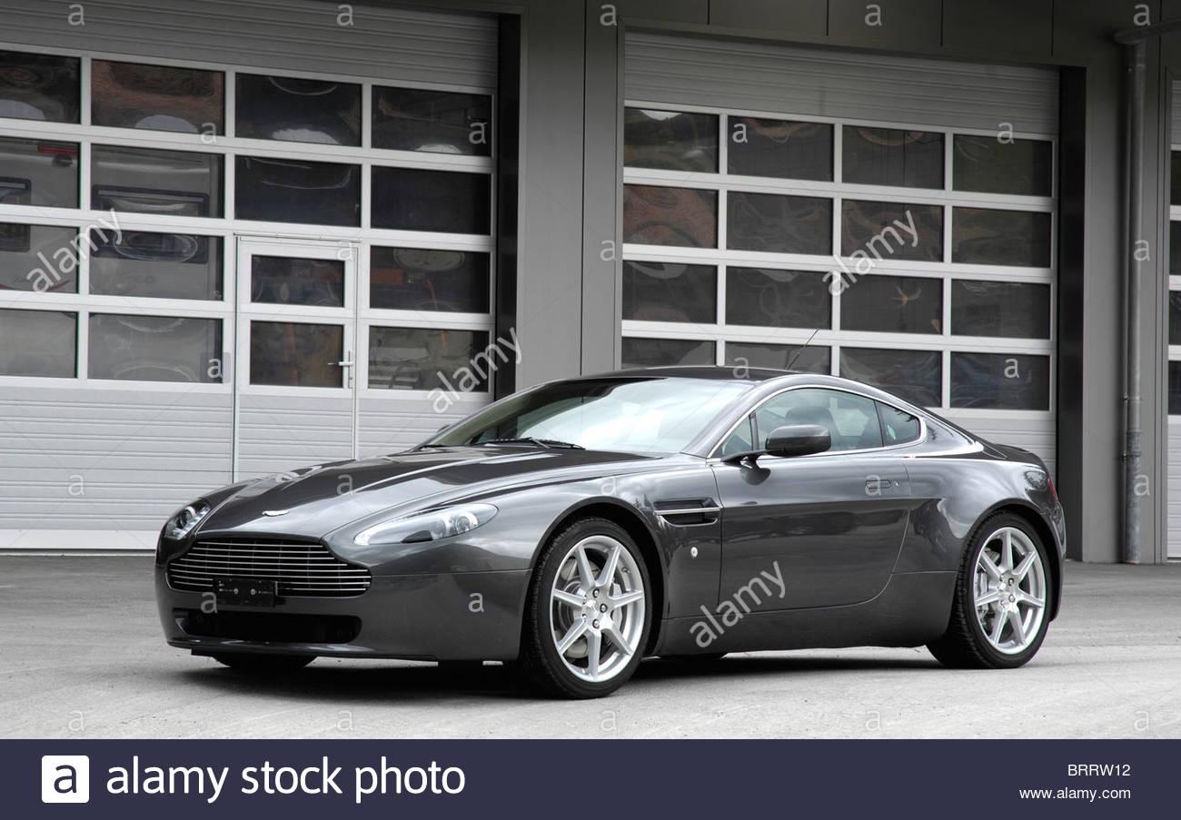 Aston Martin Vantage 2010 Stockbild