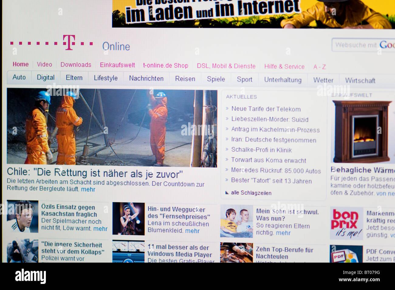 Schlagzeile für Dating-Website yahoo