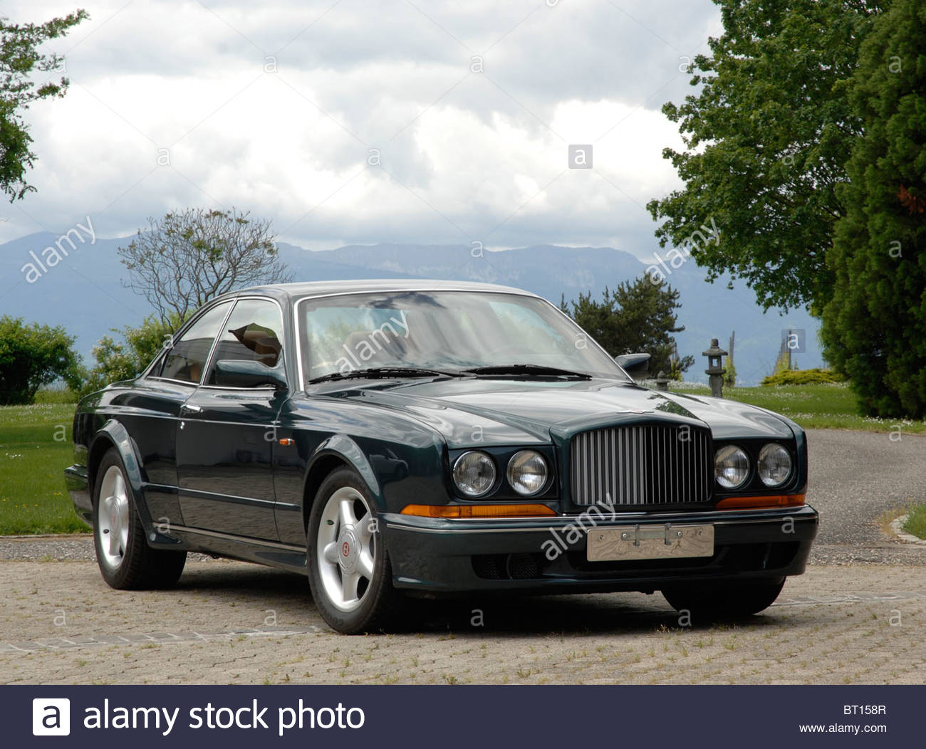 Bentley Continental T 1998 Stockbild