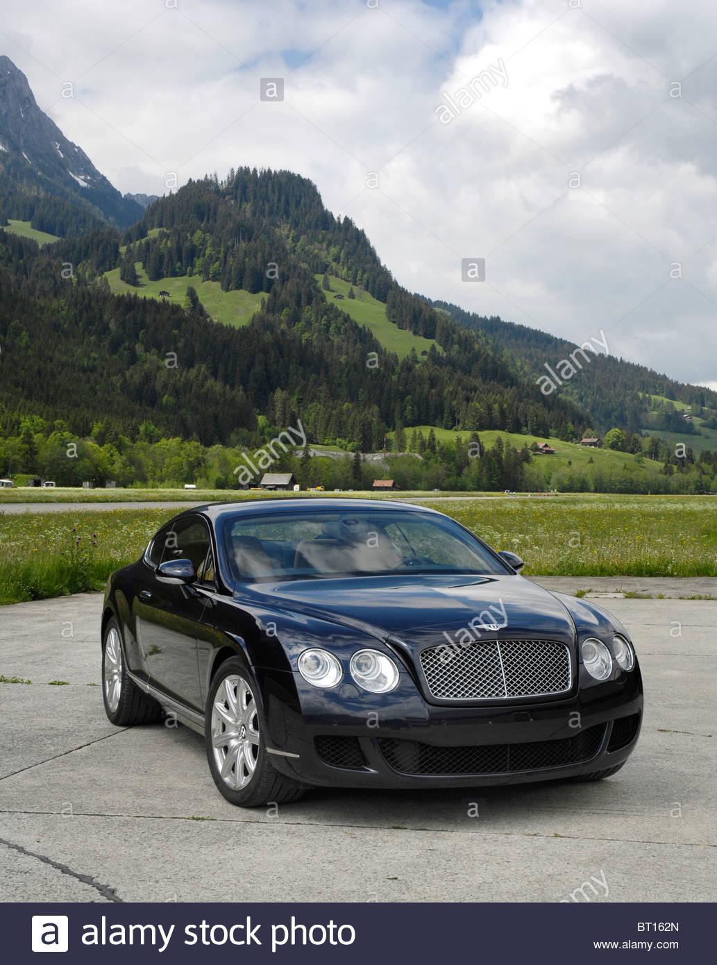 Bentley Continental GT 2003 Stockbild