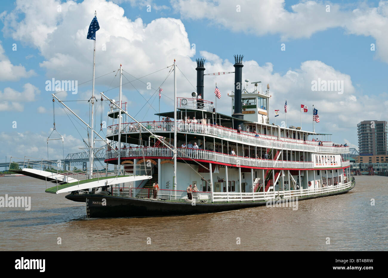 New Orleans Riverboat Tour
