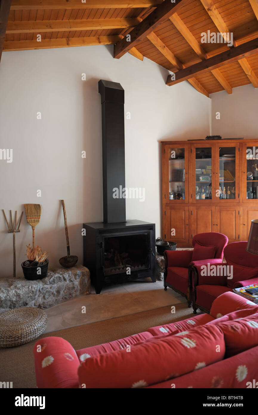 Chimney Room Stockfotos & Chimney Room Bilder - Alamy
