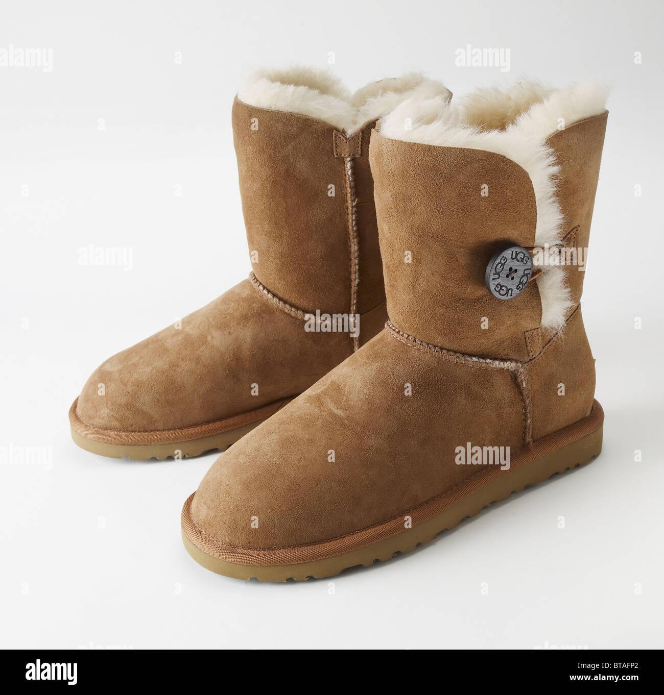 Ugg Schuhe Damen Günstig (OS24328) Grau Florence