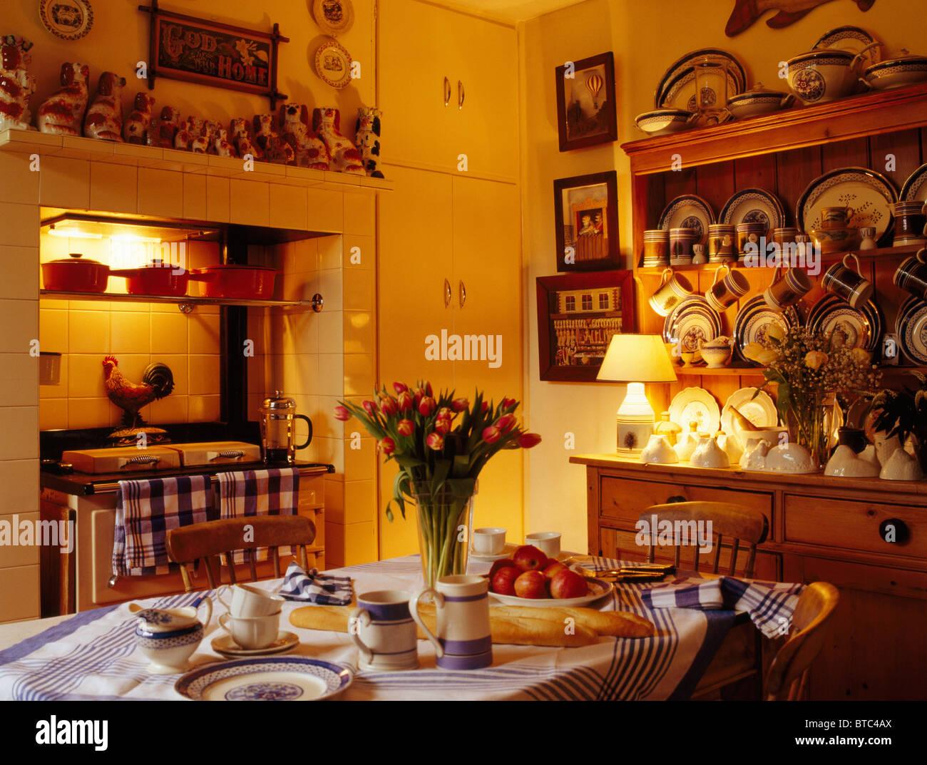 Fantastisch Bauernküche Leuchten Bilder - Ideen Für Die Küche ...