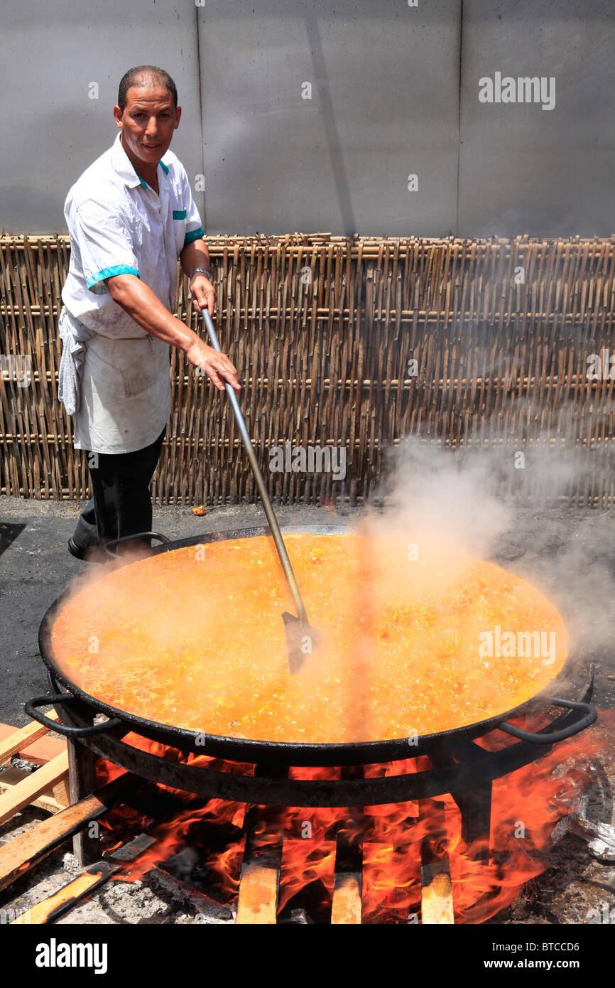 Riesiger Koch Beste hausgemachte Ebenholzpornos