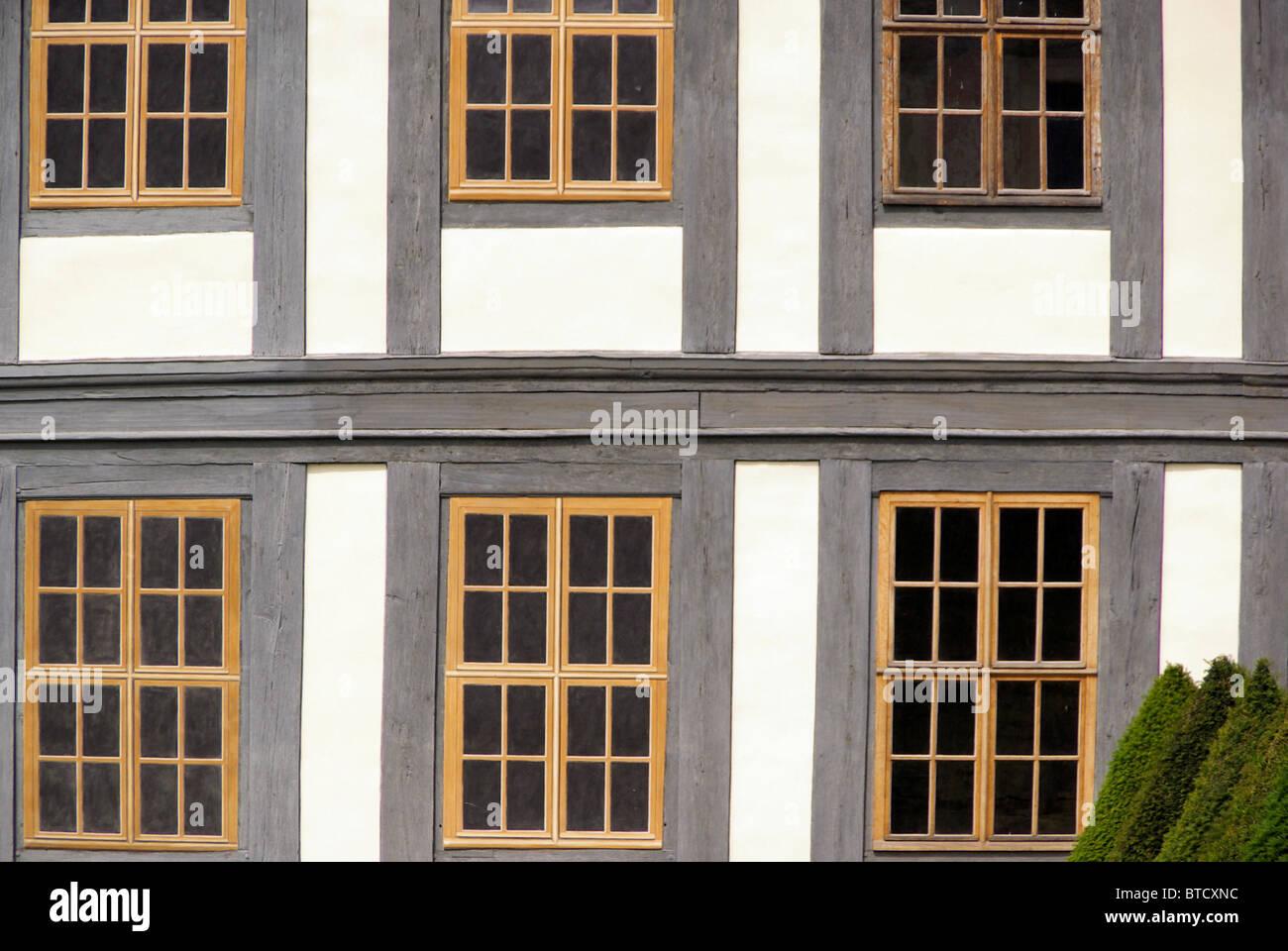 Gut gemocht Fenster-Fachwerk - Fenster Holz framing 02 Stockfoto, Bild YQ05